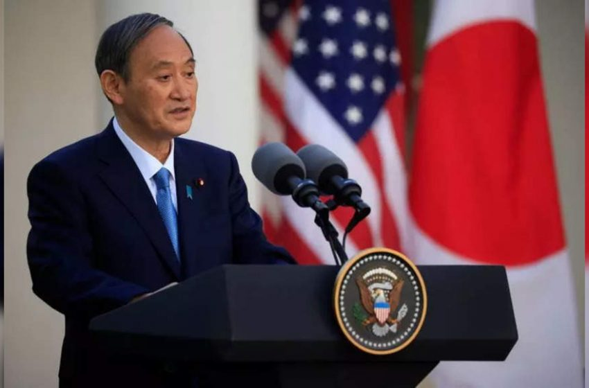 Japanese PM Suga asks Pfizer for additional vaccine supply