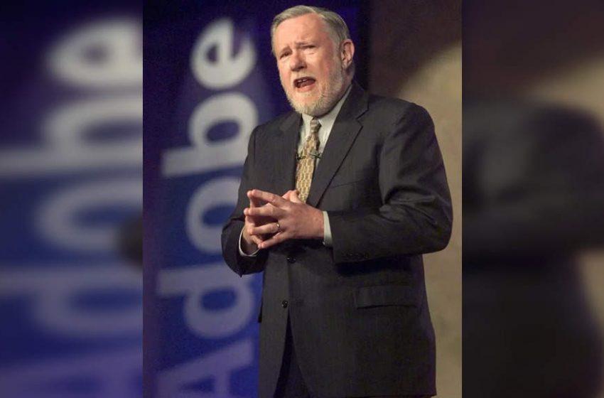 Charles Geschke, co-founder of Adobe, dies at age 81