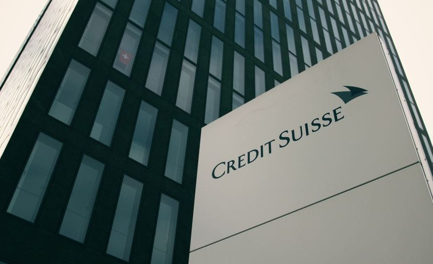 Credit Suisse swings to loss in the first quarter due to Archegos scandal