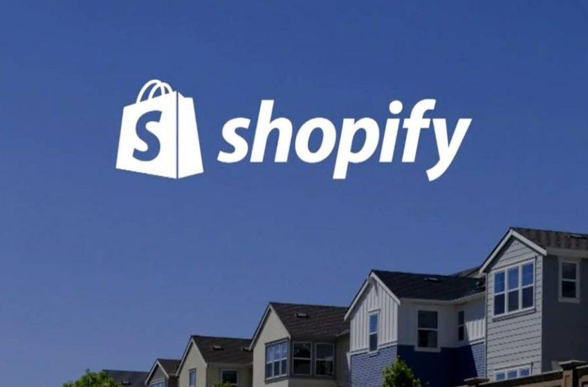 Shopify revenue jumps 110% amid pandemic-driven online sales boom