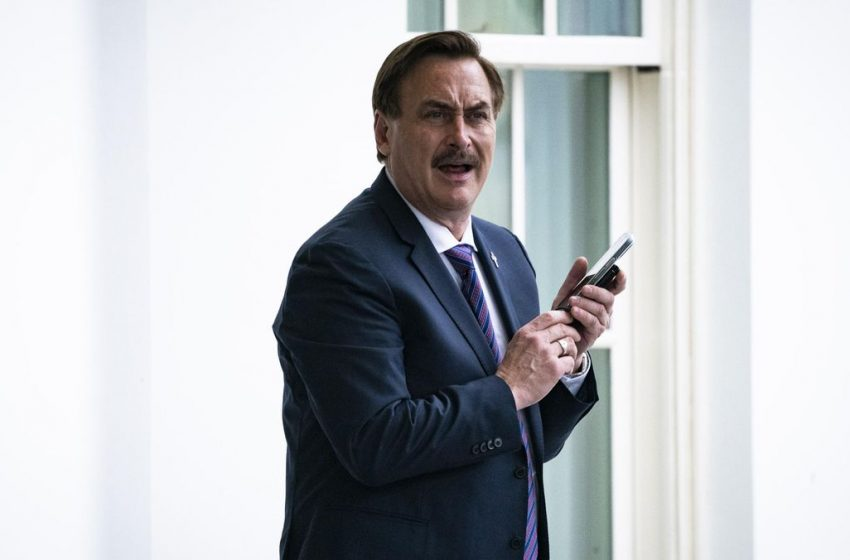 MyPillow CEO Mike Lindell Doubles Down On Baseless Election Conspiracies In Jimmy Kimmel Interview