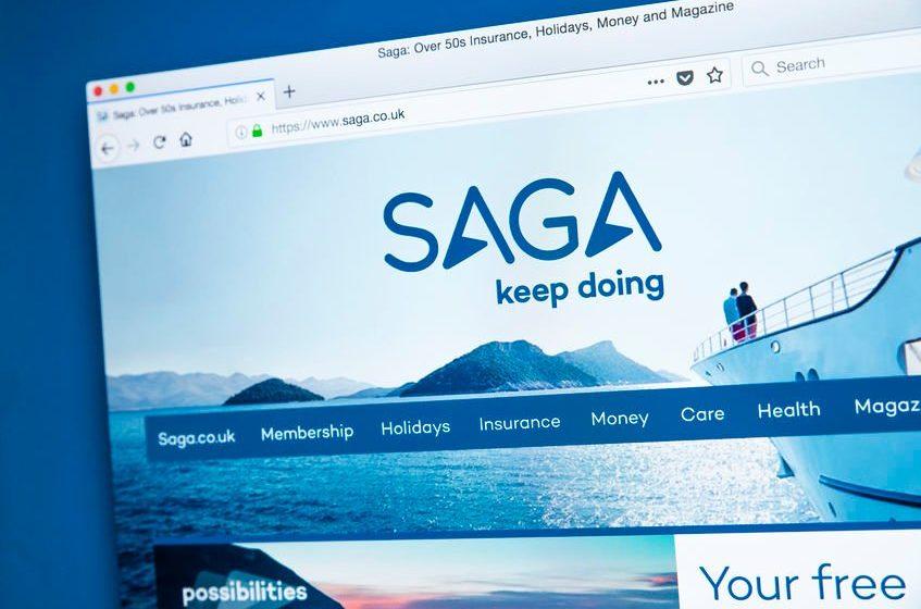 Saga plc pre-tax loss narrows to £61 million in fiscal 2021