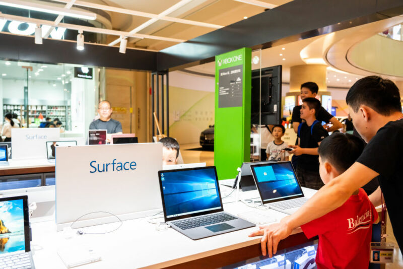 Microsoft Surface leak: Looks like the Surface Laptop 4 is coming soon