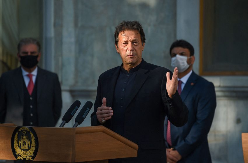 Pakistan PM urges Muslim-majority countries to boycott trade with the West
