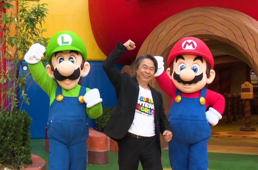 COVID emergency shuts Japan's Super Nintendo World one month after opening