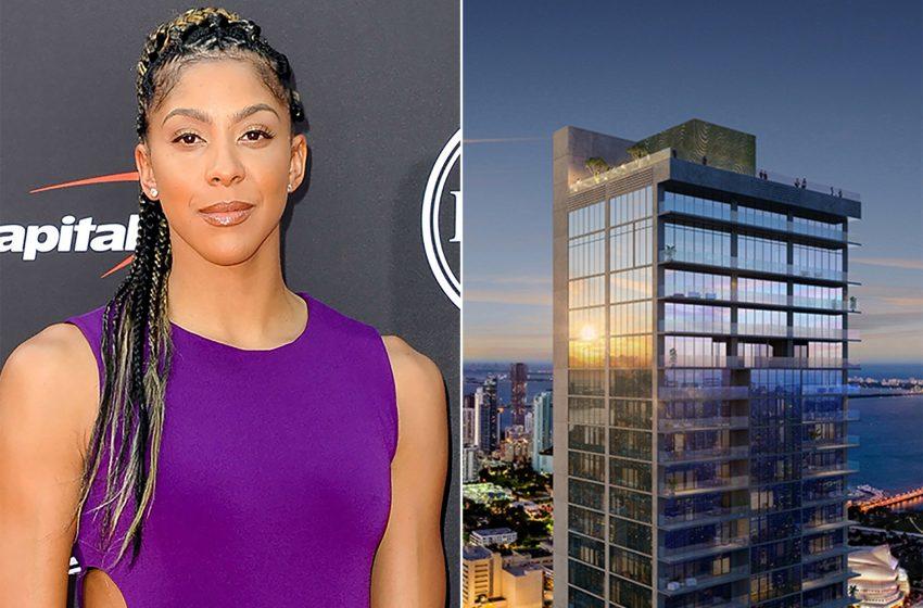 Home court: WNBA star moving into Miami's new E11even condo