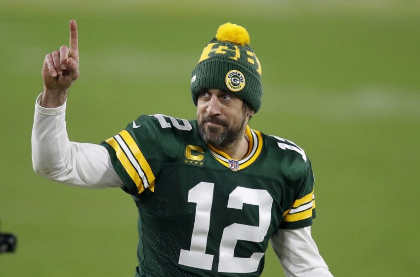 Five Possible Trade Destinations For Green Bay Packers Quarterback Aaron Rodgers