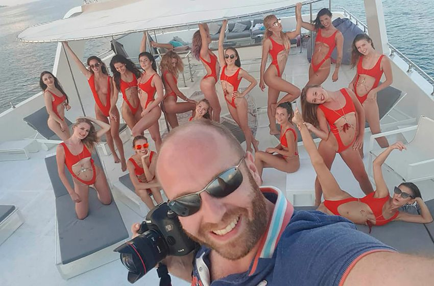 Dubai 'Butt Squad' organizer admits he slept with two of the models