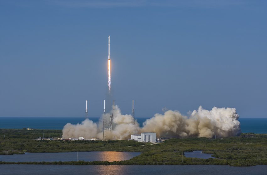 SpaceX landed a rocket on a boat five years ago—it changed everything