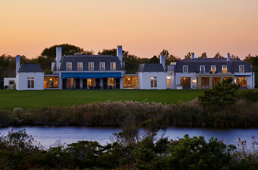 After $145M deal, $8.1B in sales, the Hamptons have never been hotter