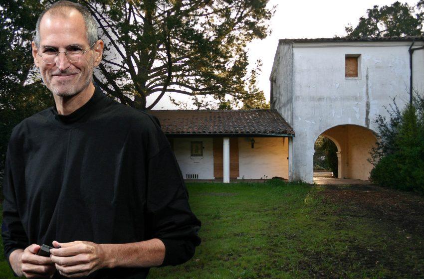 Inside Steve Jobs' unearthly abandoned mansion he demolished