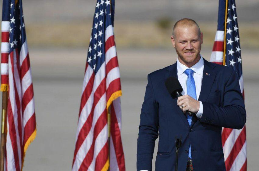 Trump team rebukes GOP wrestler candidate's endorsement claim