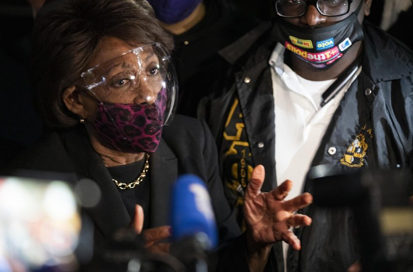 Maxine Waters says her 'words don't matter' over Chauvin judge concerns