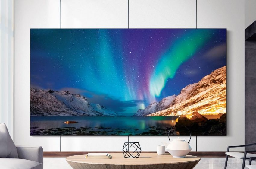 Report: Samsung may change course and begin selling OLED TVs