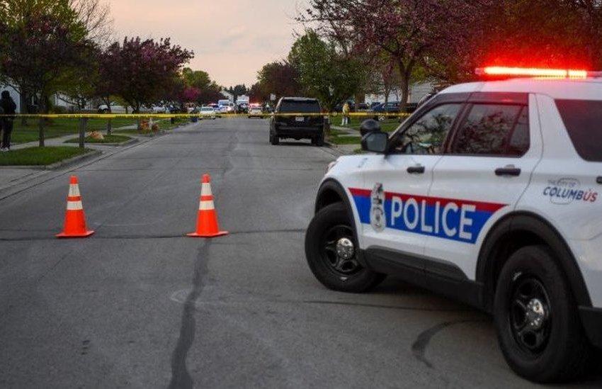 Ohio shooting: Columbus police shoot dead black teenage girl