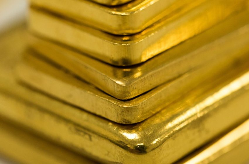 With $1 Billion Monthly Surplus, U.S. Gold Trade Shaking Off Wild 2020