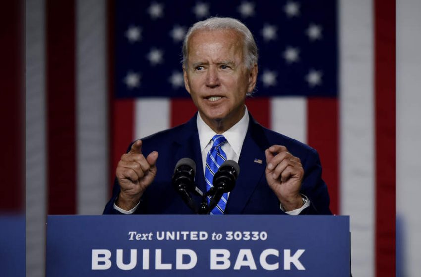Biden says he told Floyd's daughter, 'daddy did change the world'