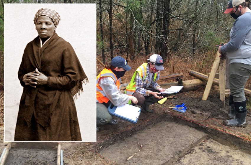 Harriet Tubman's lost Maryland home site found: archaeologists