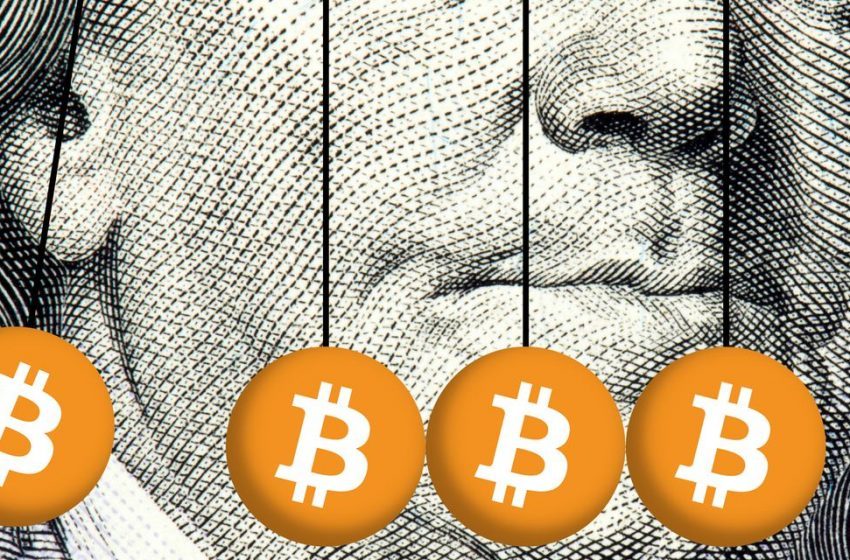Behind Bitcoin's Recent Slide: Imploding Bets, Forced Liquidations