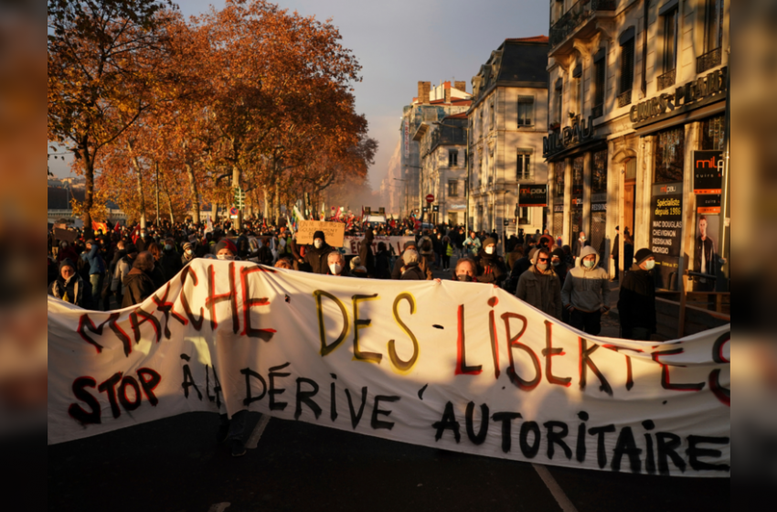 French lawmakers OK security bill increasing police powers
