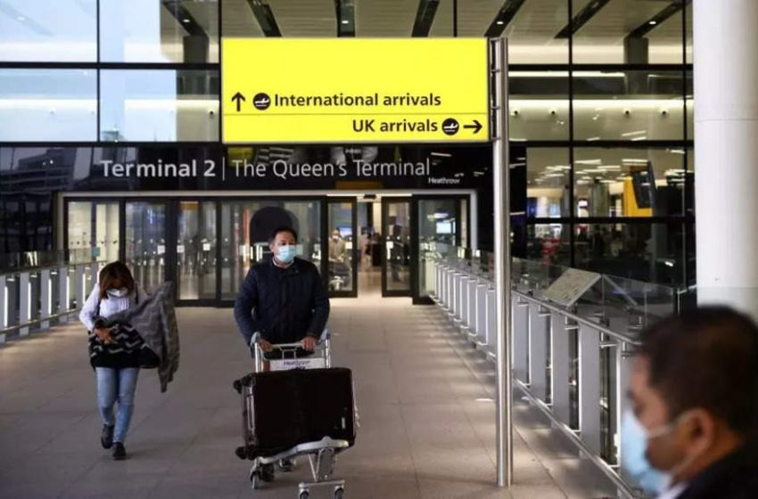 Britain's Heathrow Airport turns down airline requests for extra flights from India