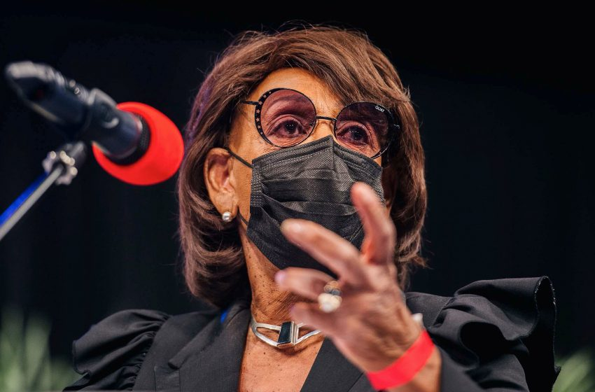 Maxine Waters says Derek Chauvin judge 'way off track' for ripping her comments to protesters