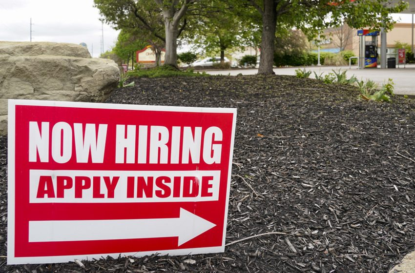 April jobs report: Hiring slowdown spurs arguments over expanded unemployment benefits, Joe Biden's spending push