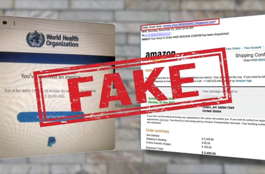 7 On Your Side: How to spot fake invoices from scammers