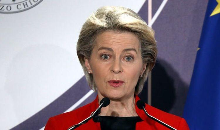 Ursula von der Leyen 'bit part player' in world politics as EU's influence dealt blow | World | News