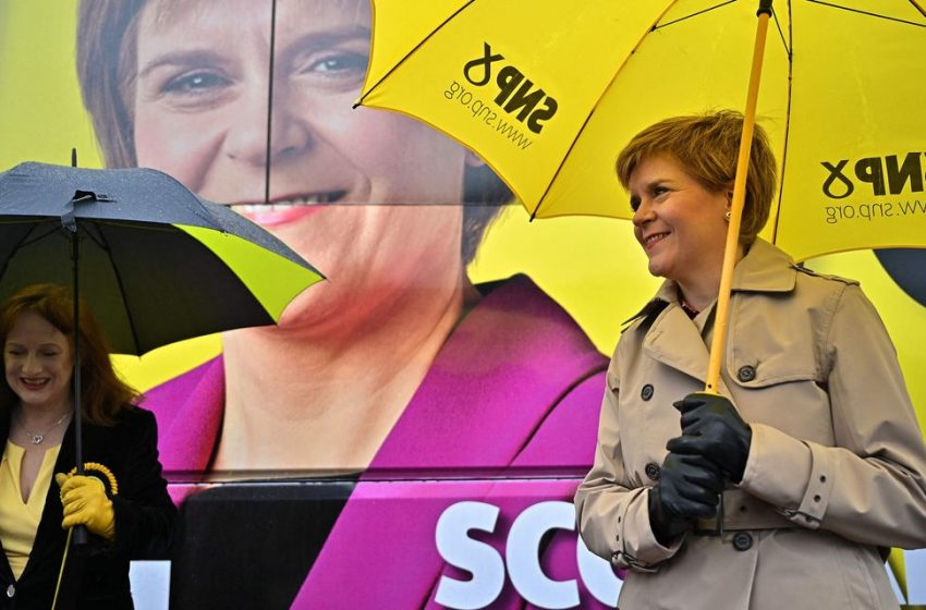 U.K. heads to elections as possible step toward Scottish independence looms