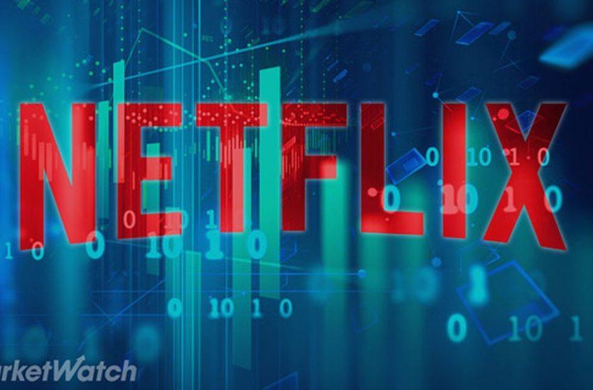 Netflix Inc. stock rises Friday, outperforms market