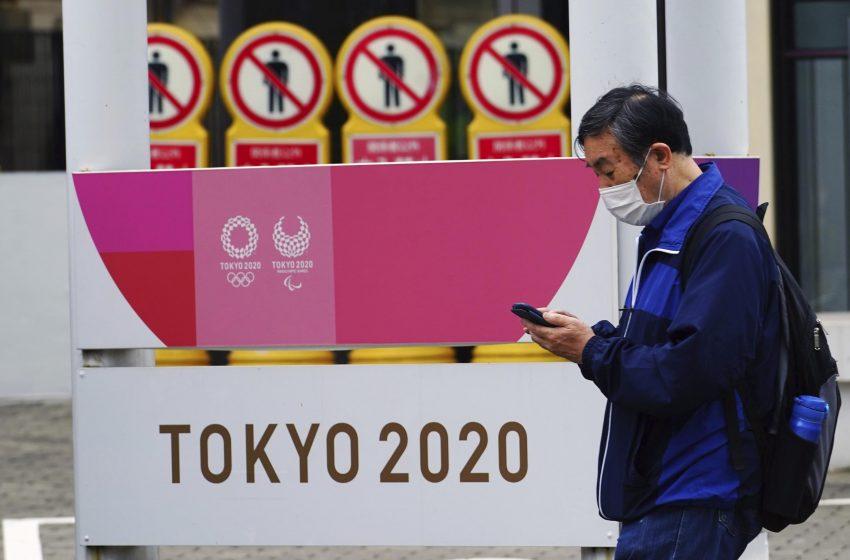 Frustration in Japan as leader pushes Olympics despite virus