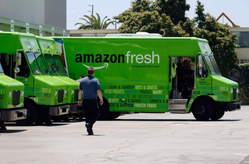 Amazon, Uber And America's Biggest Delivery Companies All Fell For Basic 'Fake Driver' Scam