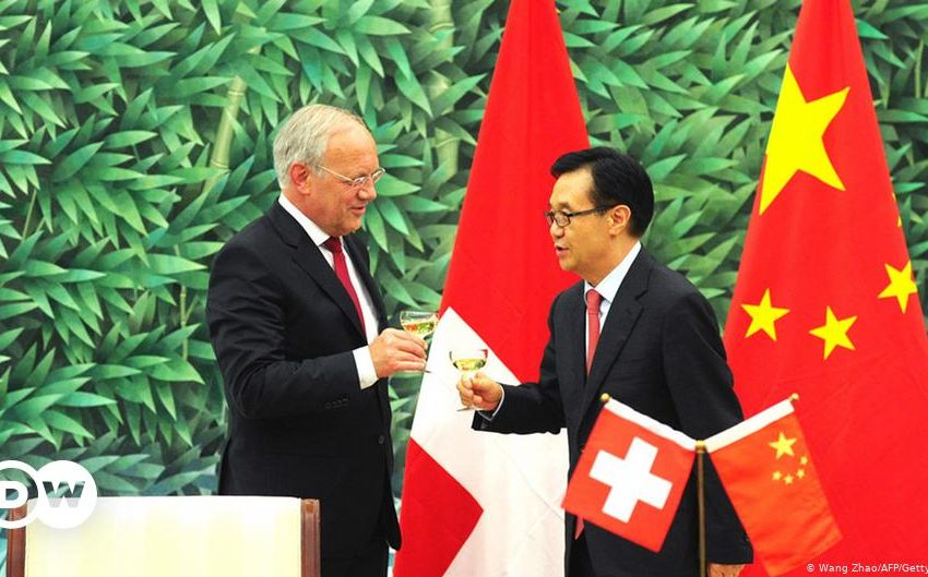 Human rights have no place in Swiss-Chinese trade deal | Business| Economy and finance news from a German perspective | DW