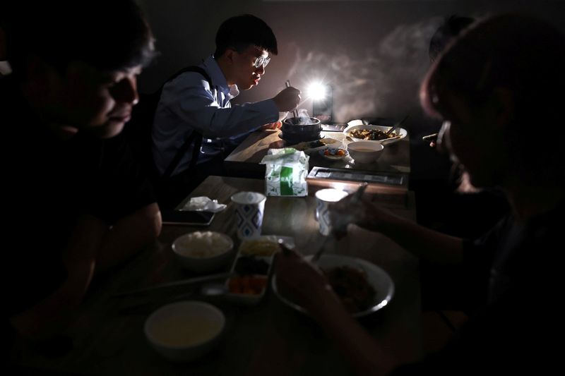 Taiwan president says to scrutinise electricity management after outages | WSAU News/Talk 550 AM · 99.9 FM