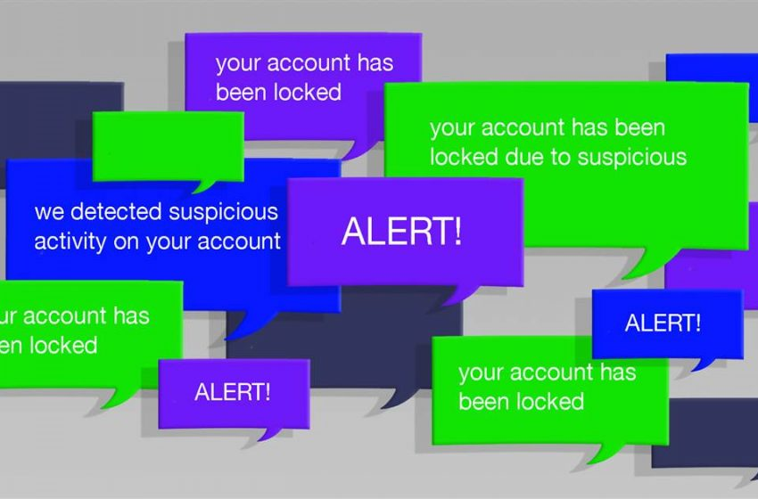 Scam text messages are rampant — with no easy fix