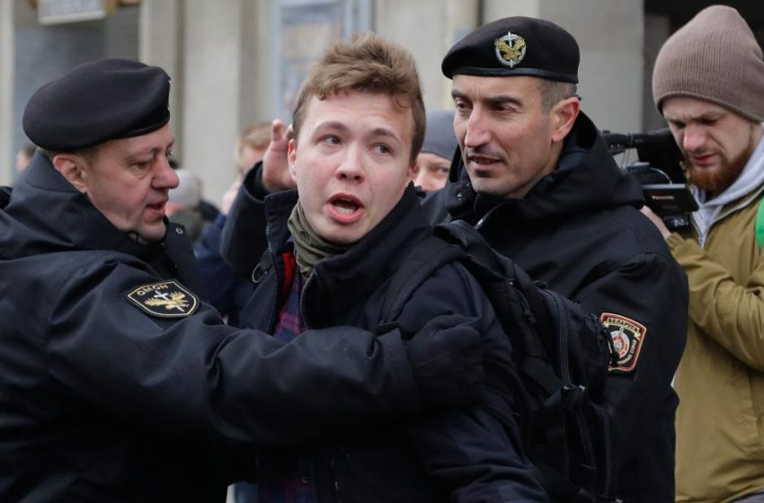 Belarus' outrageous 'hijacking' needs serious, swift consequences (opinion)