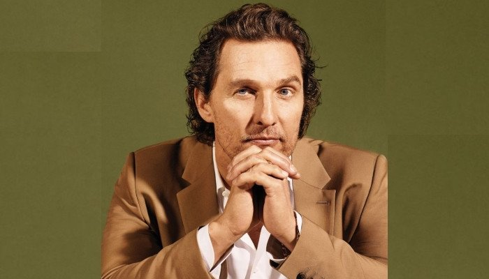 Matthew McConaughey opens up about his future in politics