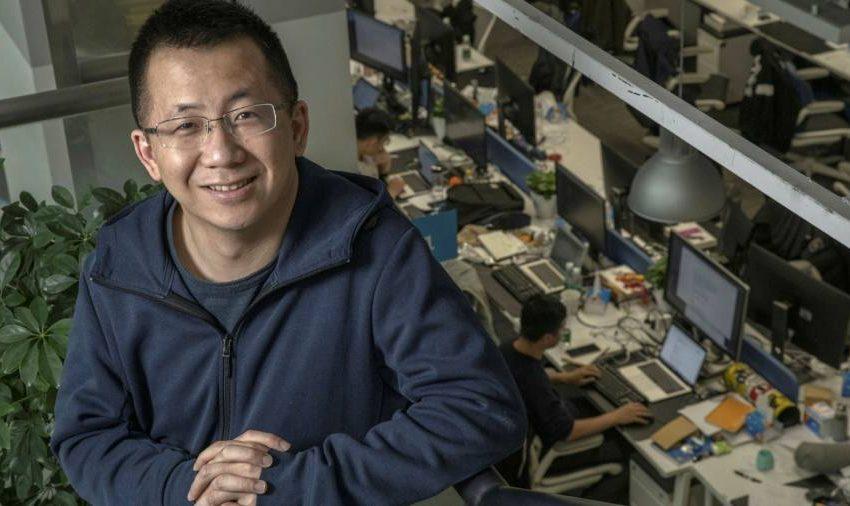 China's tech chiefs in retreat