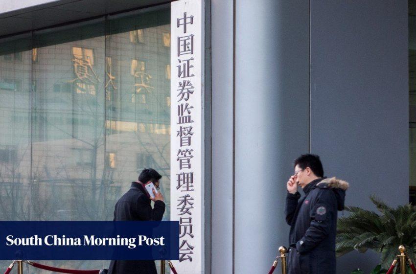 Zoy exposes dark underbelly of China's US$11 trillion stock market – South China Morning Post