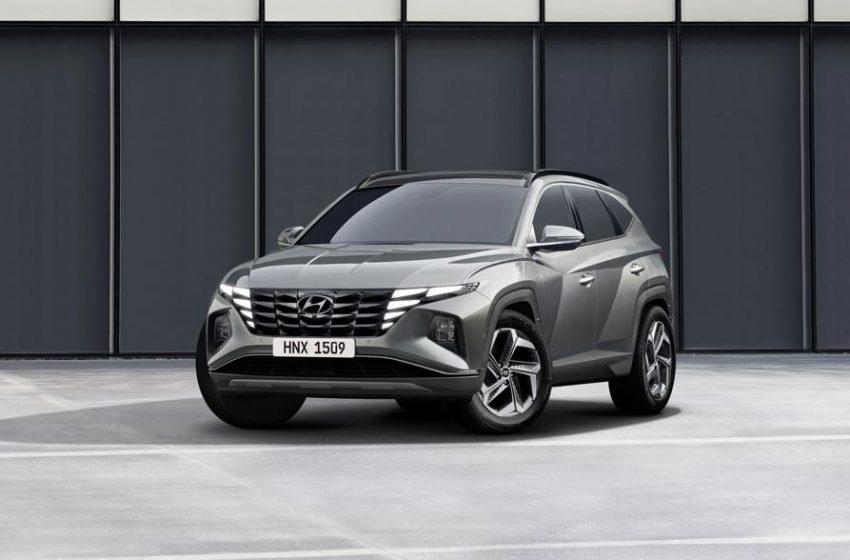 That's a Hyundai? Tucson SUV is hi-tech head-turner | News
