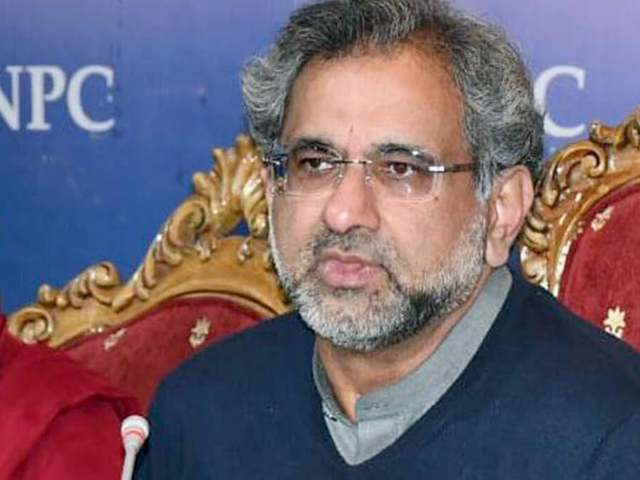 PM 'protecting' people involved in Ring Road scam: Khaqan – Business Recorder