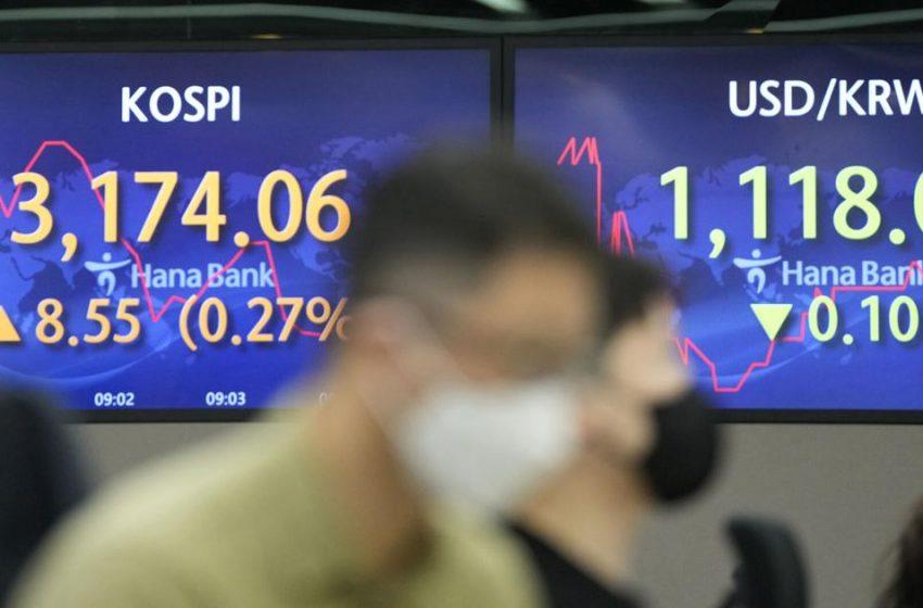 South Korea Financial Markets | National