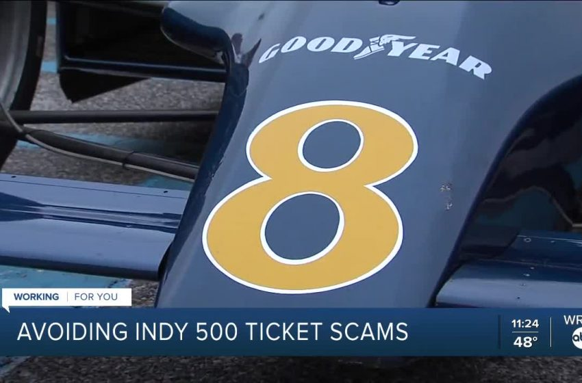 Avoiding Indy 500 ticket scams – Yahoo News