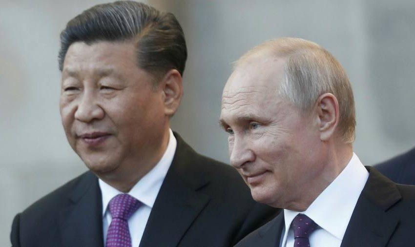 China's top diplomat heads to Russia as ties reach 'best level in history'