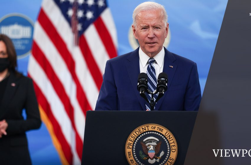 Biden's first 100 days – pushing US renewal   CIO Viewpoint – Lombard Odier