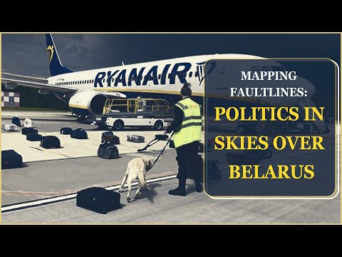 Mapping Faultlines: Battles Over Airspace, Geopolitics in Belarus