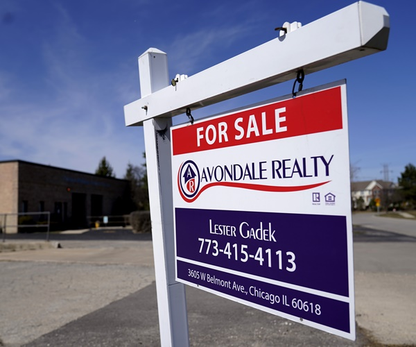 US Existing Home Sales Decline in April as Real Estate Cools