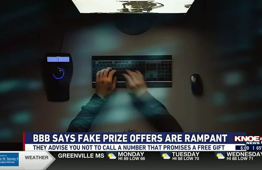 Spotting the difference between real giveaways and scams