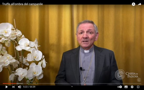 Italian diocese launches course to help priests avoid financial scams